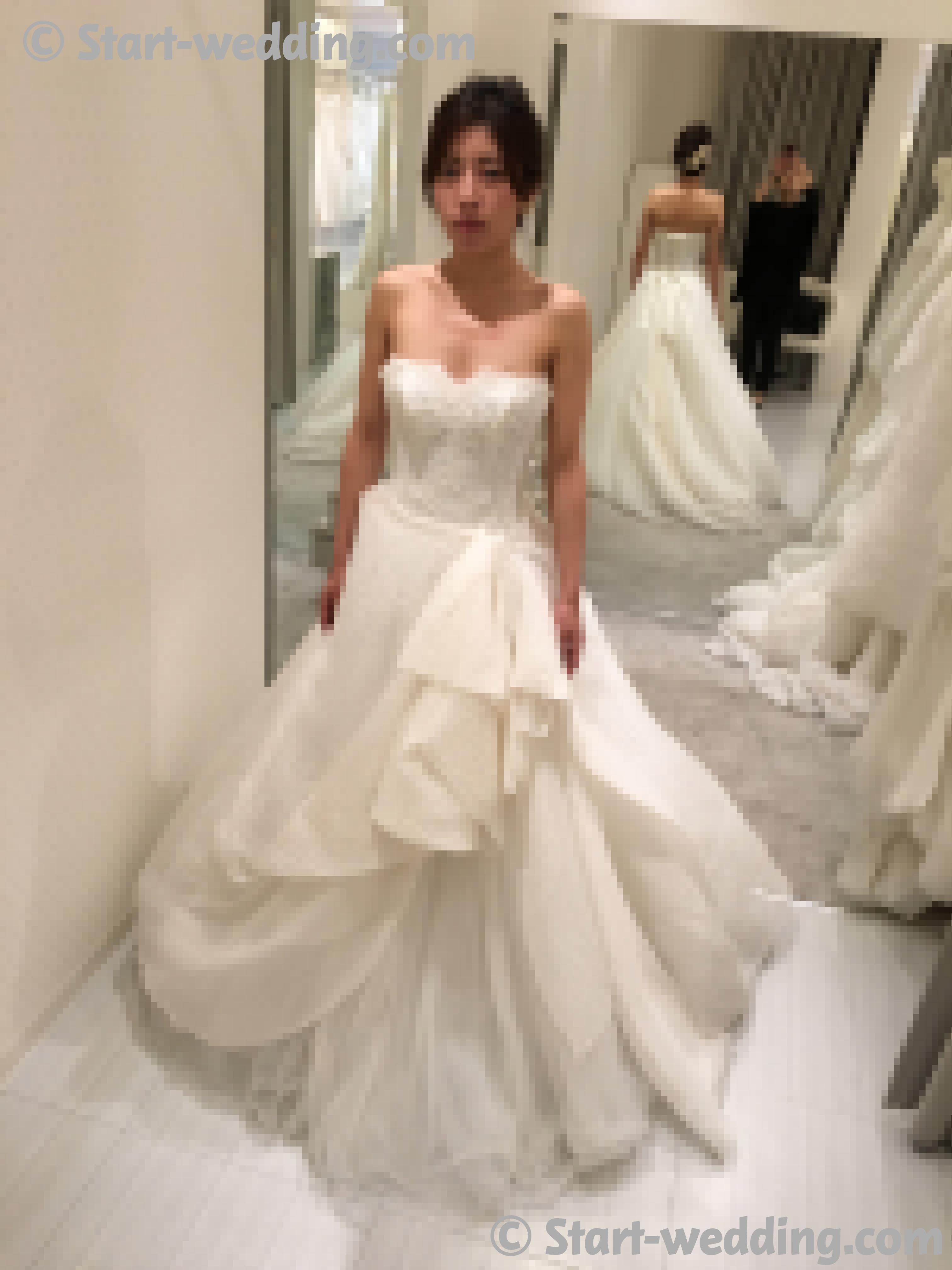 ドモ・アダミのドレス