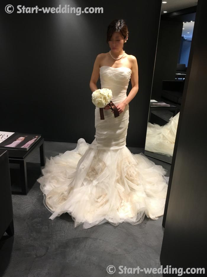 ヴェラウォンのドレス ジェマ