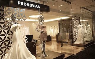 PRONOVIAS(プロノビアス)のウェディングドレス紹介
