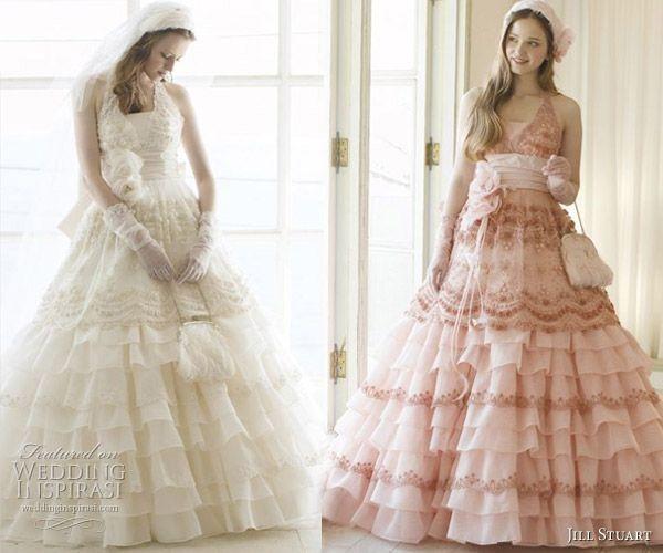 JILL STUART WEDDING(ジルスチュアート ウェディング)のウェディングドレス紹介