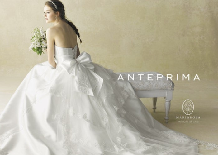ANTEPRIMA(アンテプリマ)のウェディングドレス紹介